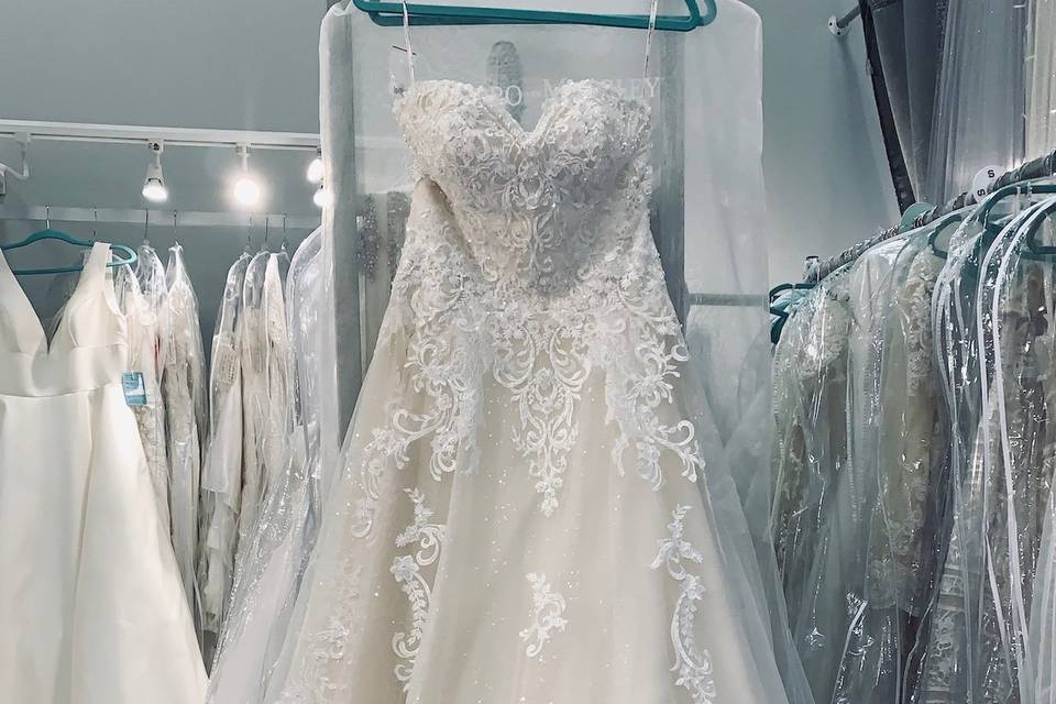 Lace and Tulle!
