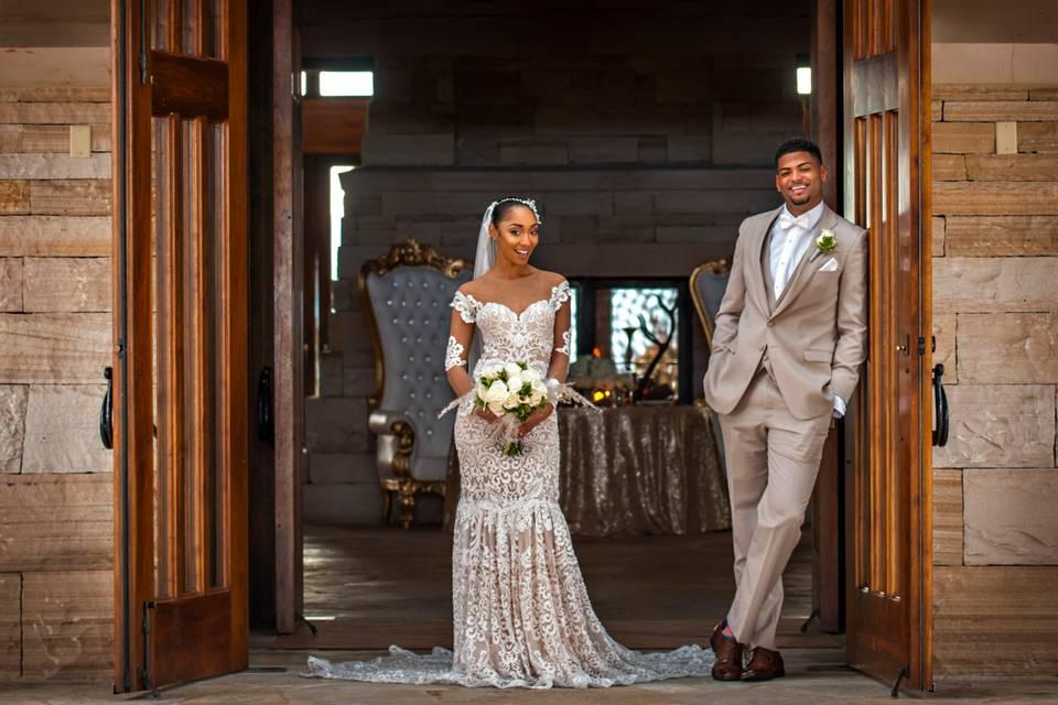 Luxury wedding in Colorado