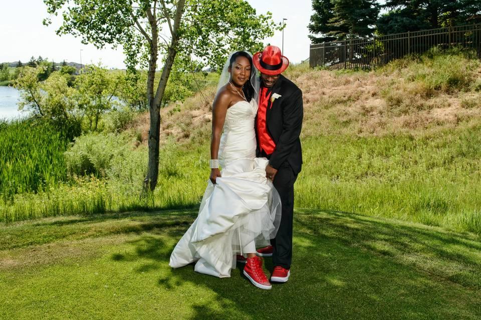 Aurora CO Wedding