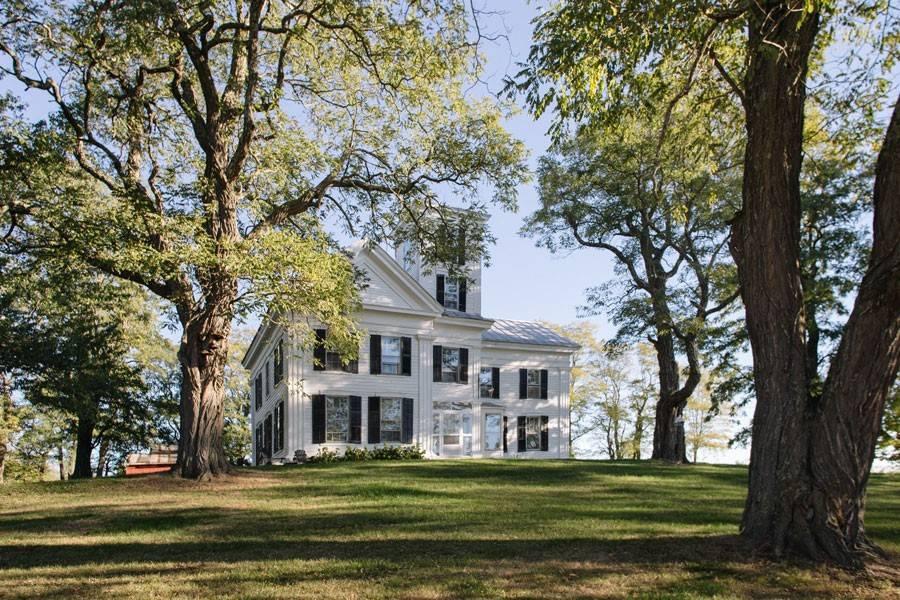 Durham White House