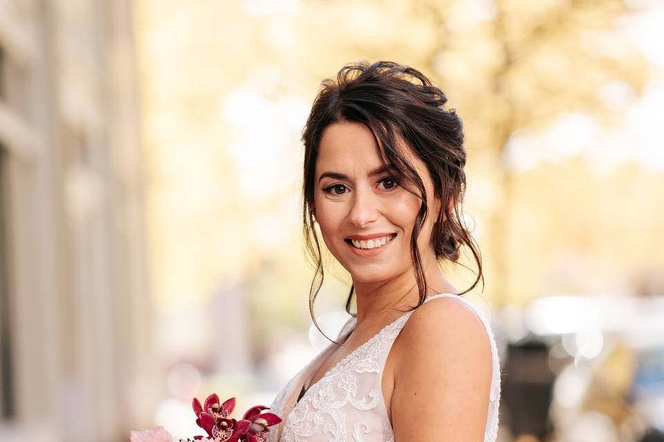 Brides Smile