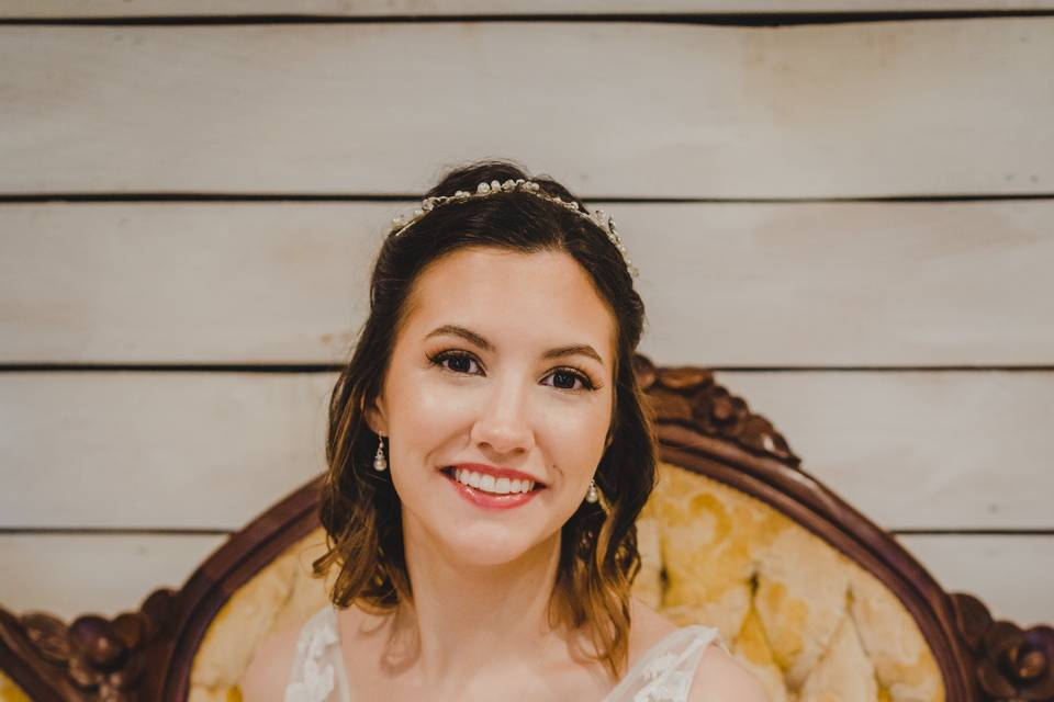 Beautiful Bride is Ready