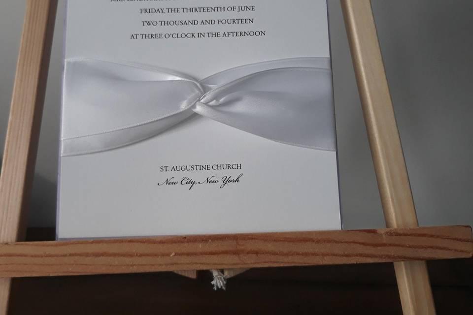 Double ribbon