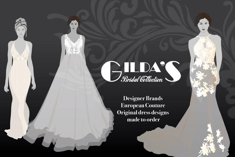 Gilda's Bridal Collection