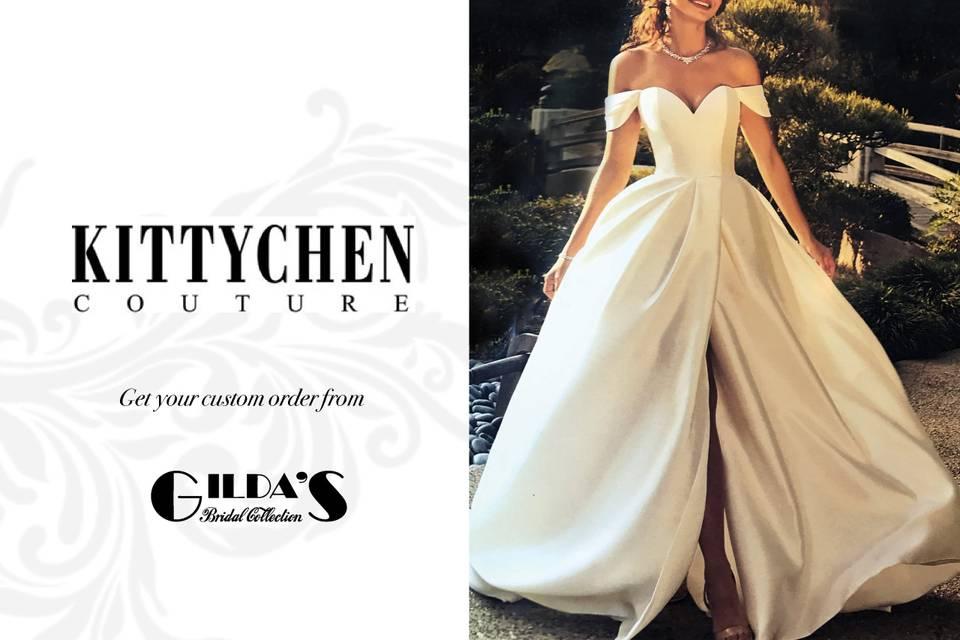 Kittychen Designer Dress