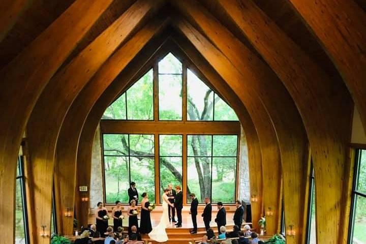 Chapel in June