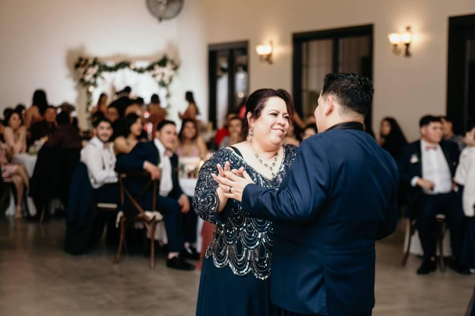 Feb 2021 wedding in Azle