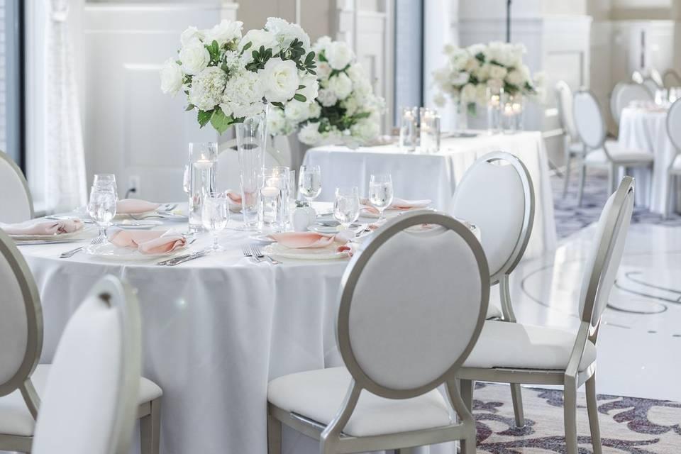 Tuscany Ballroom Details