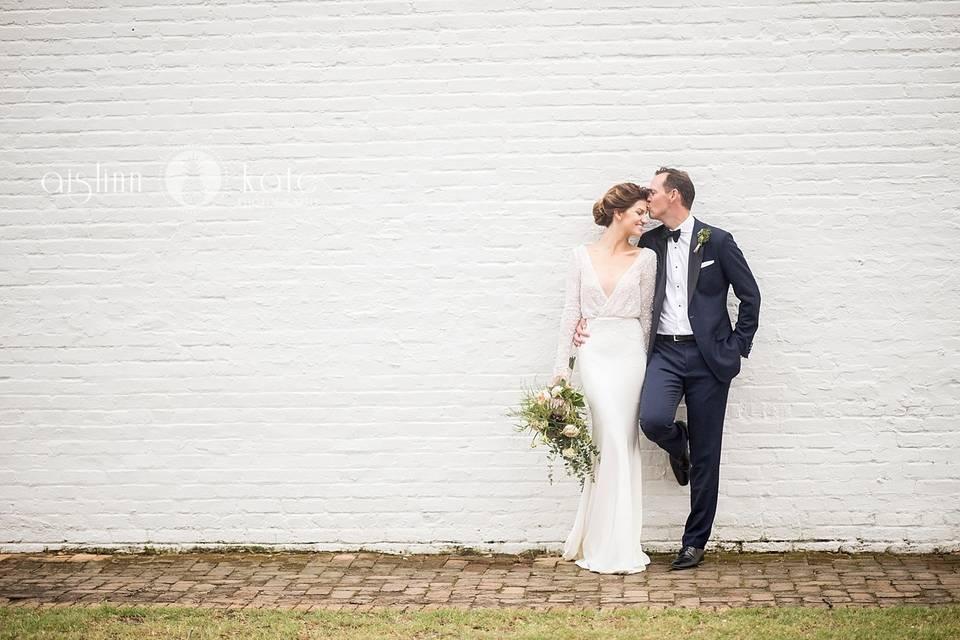 A married couple - Aislinn Kate Photography
