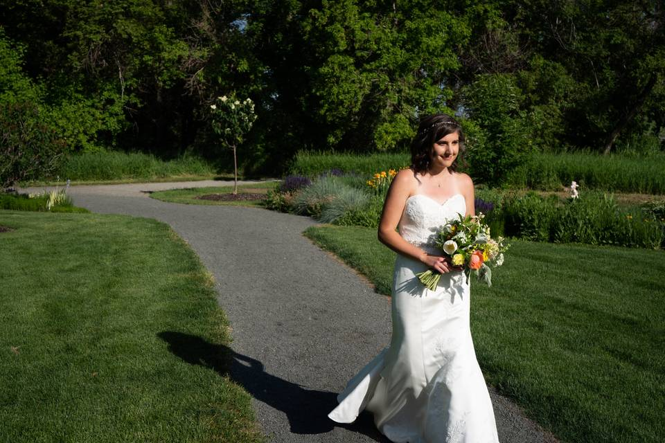 Chatfield bride