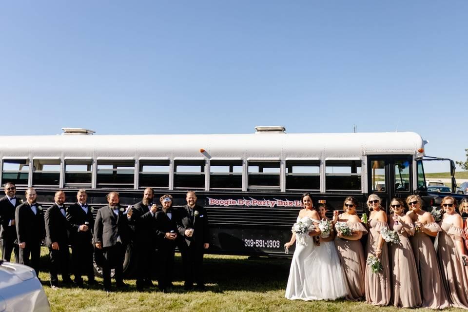 Boogie D's Party Bus LLC