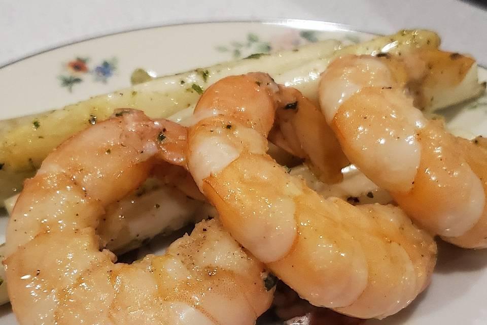 Shrimp Il Forno