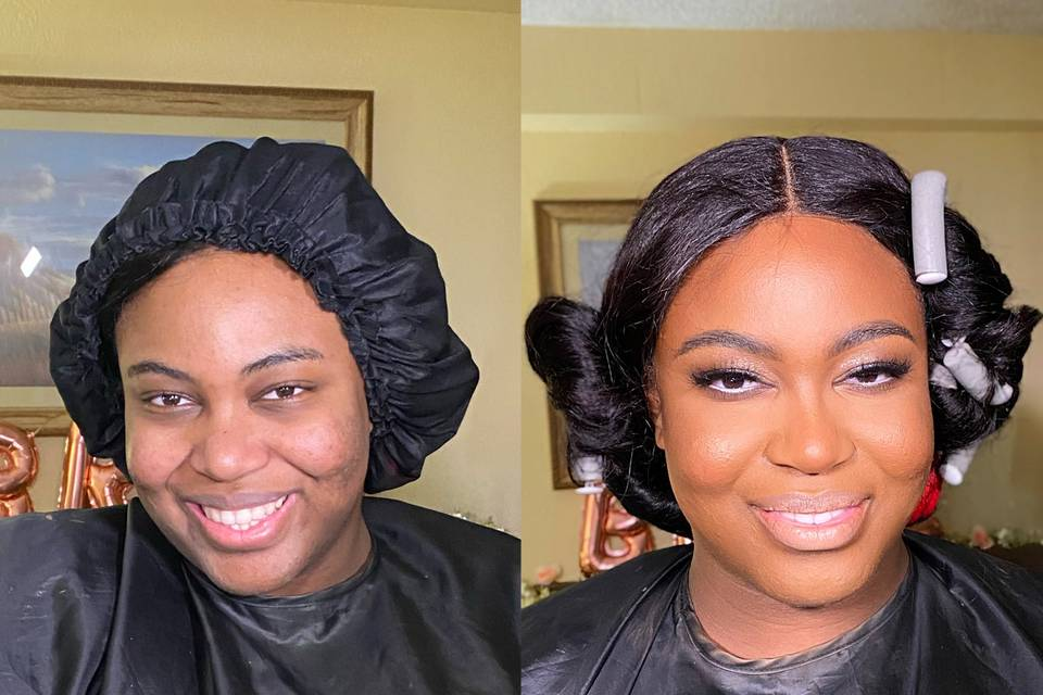 Bridal transformation