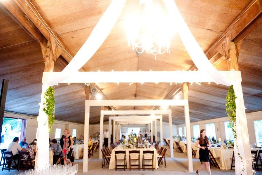 Pavilion Banquet Facility