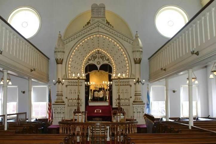 B'nai Israel: The Downtown Synagogue