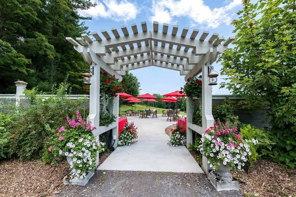 Pond Hill Pavilion