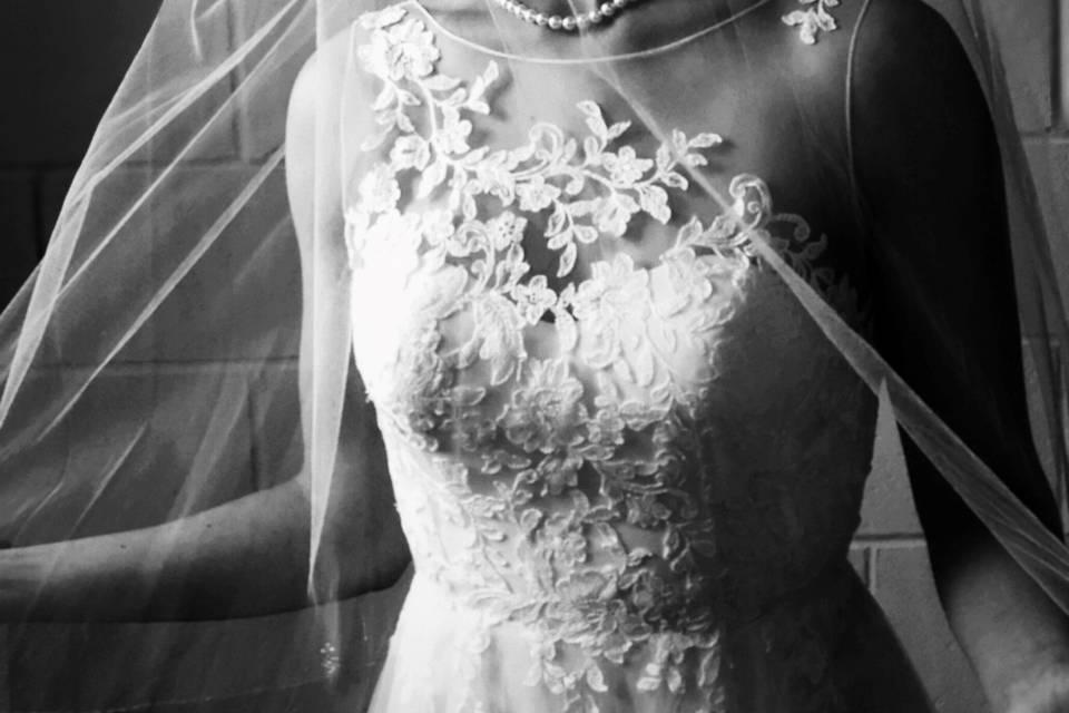 Stunning BBON Bride, Brette