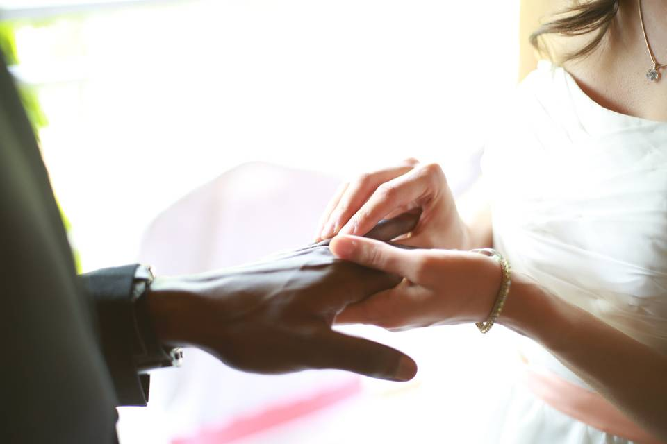 A ring exchange