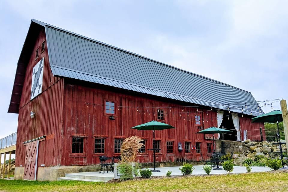 The Barn at Back Acres Farm