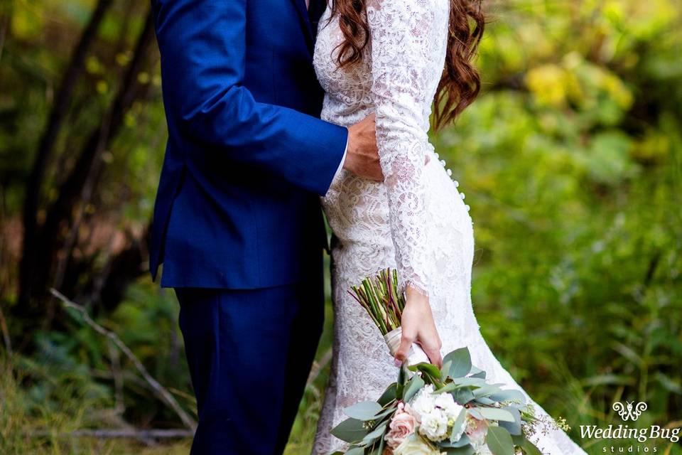 Wedding Bug Real Wedding