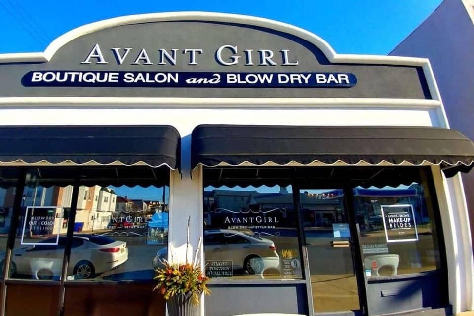 Avant Girl Boutique Salon & Blow Dry Bar