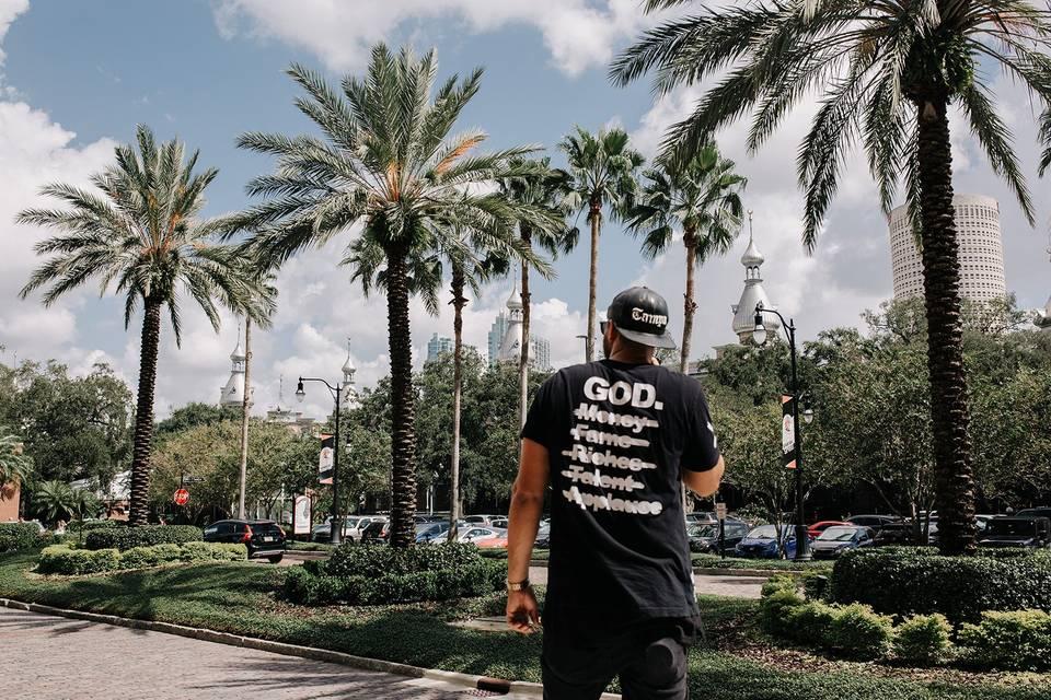 Tampa views
