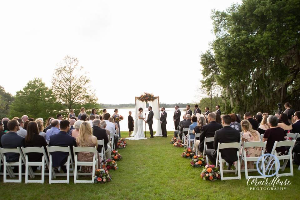 Corner House Photo | Ceremony