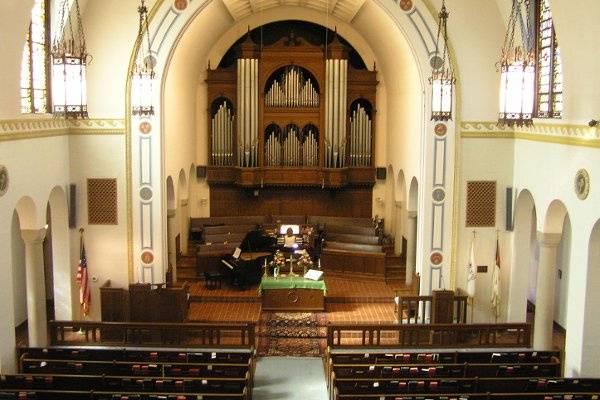 Hamilton First United Methodist Church