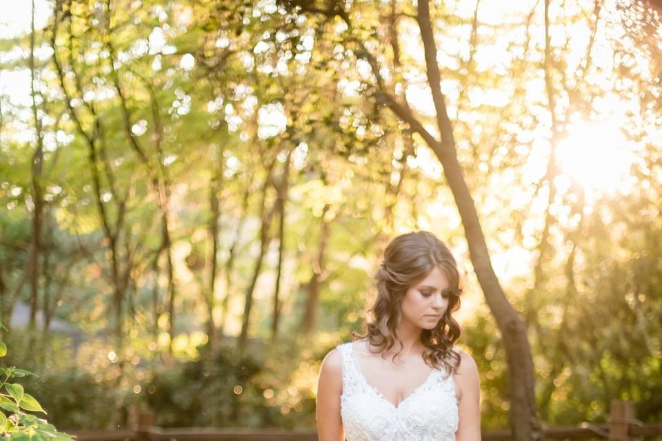 Autumn Forest Wedding