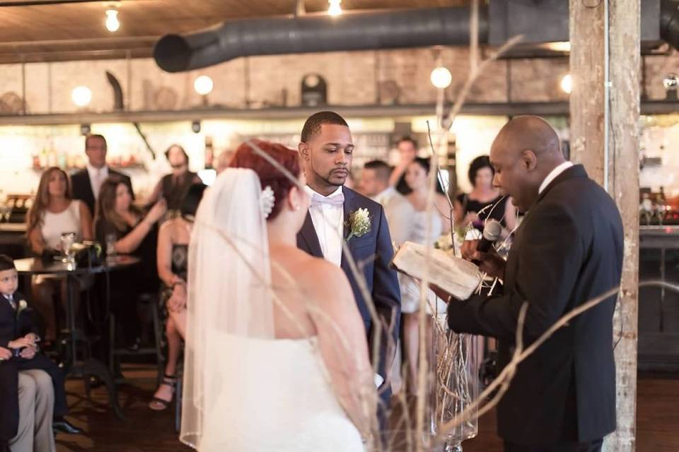 Live Well Wedding Officiant
