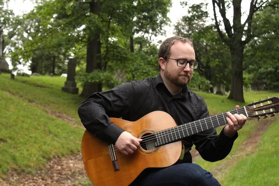 Ben Ellis: Classical Guitar