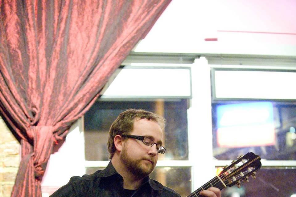 Ben Ellis Classical Guitar