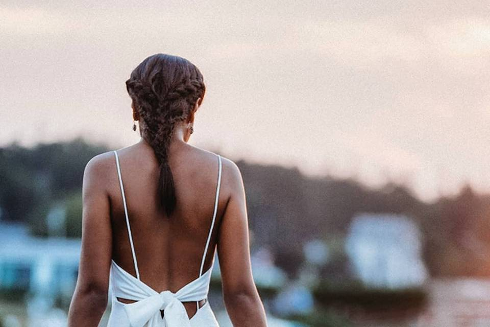 Lovely Low Back