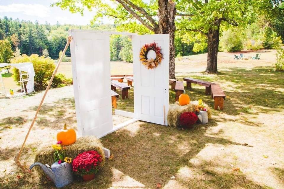 Country Chic Wedding Decor & Rentals