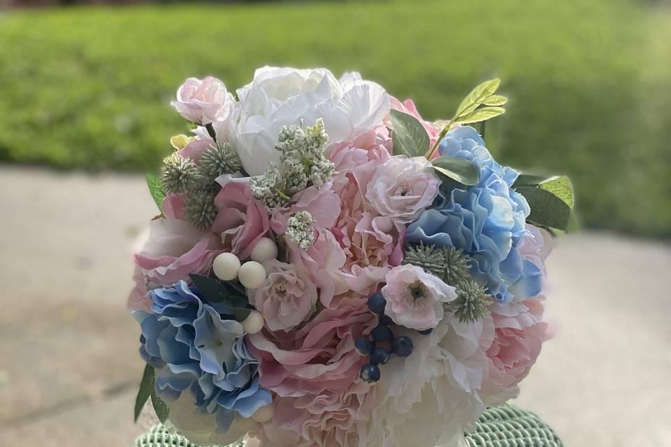 Violet and Dottie Florals
