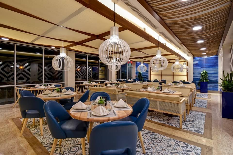 Mahi's private fine dining