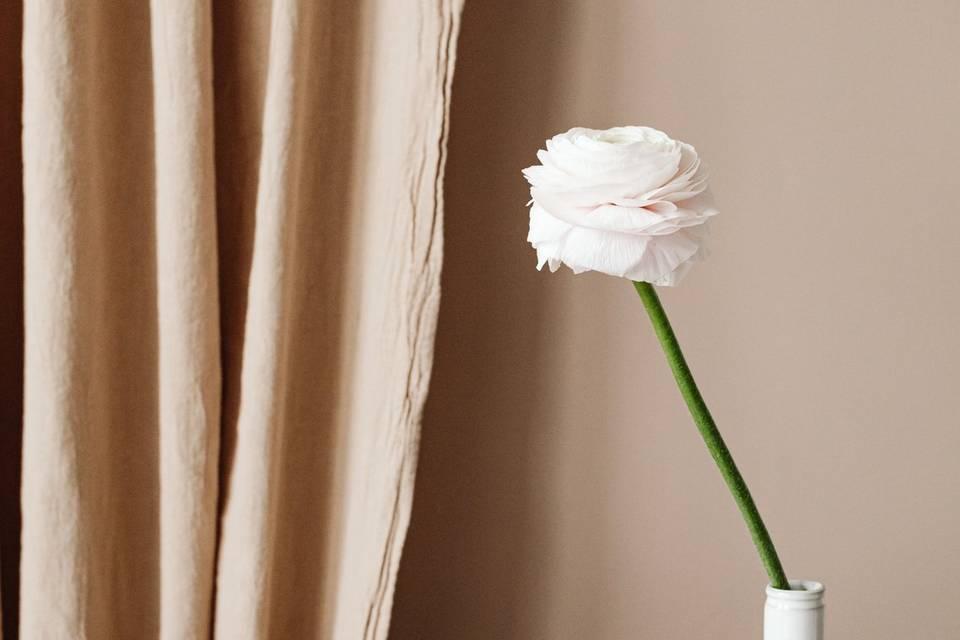 Bedside floral