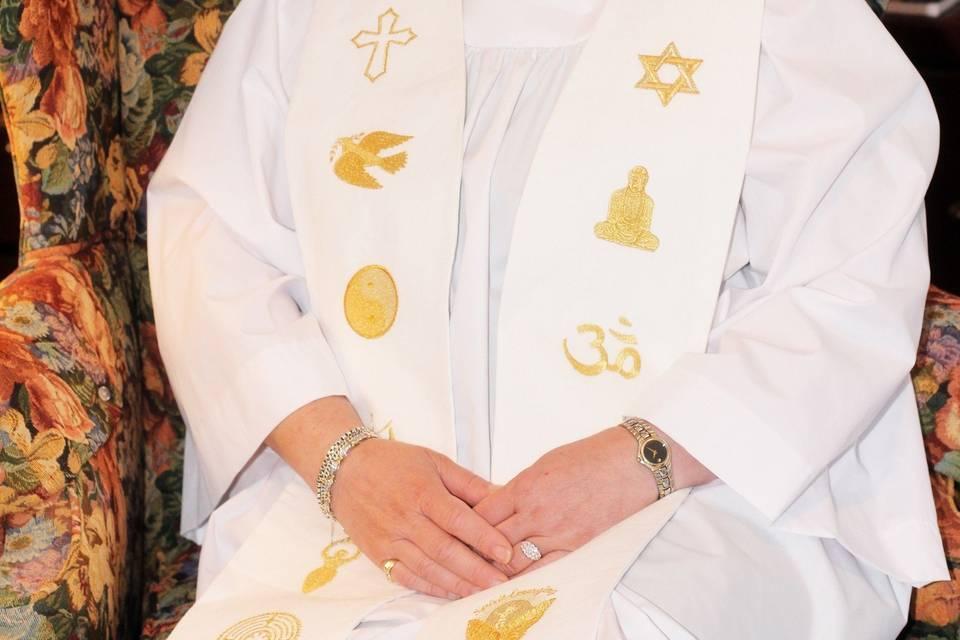 Reverend Lisa Bruecks