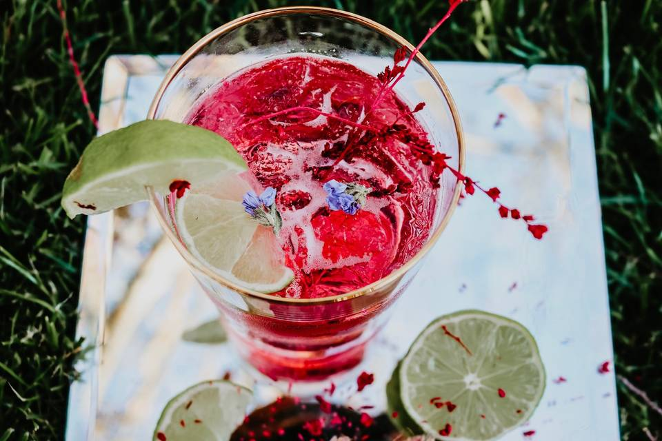 Bespoke cocktails