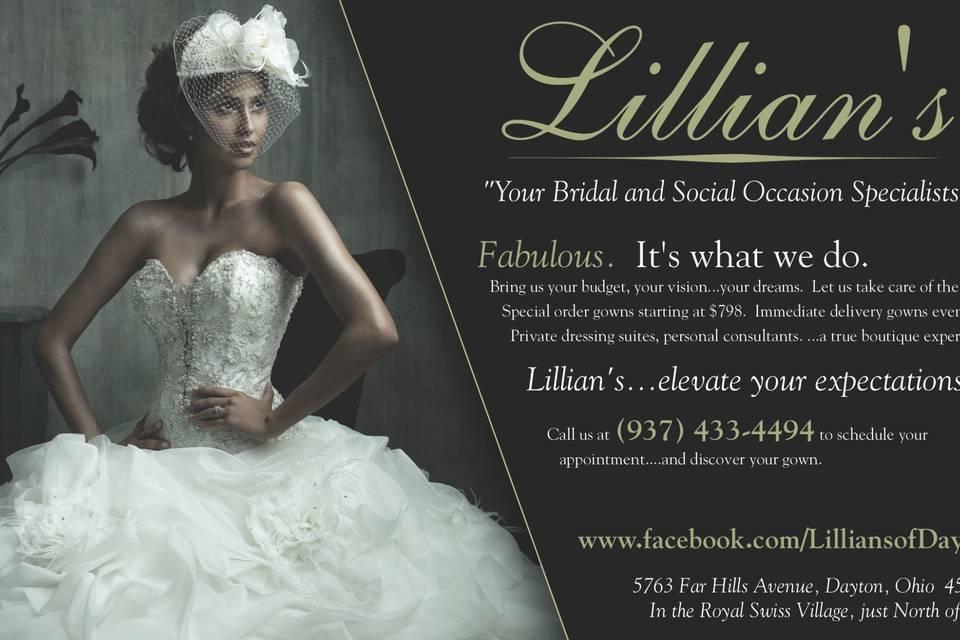Lillian's Bridal Boutique
