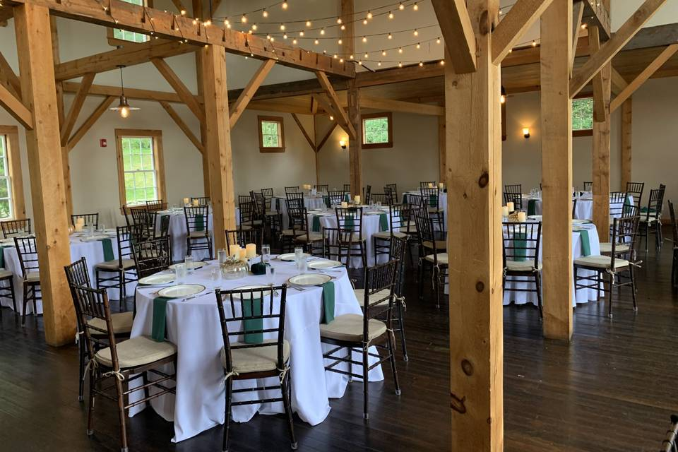 Pierce Farm reception