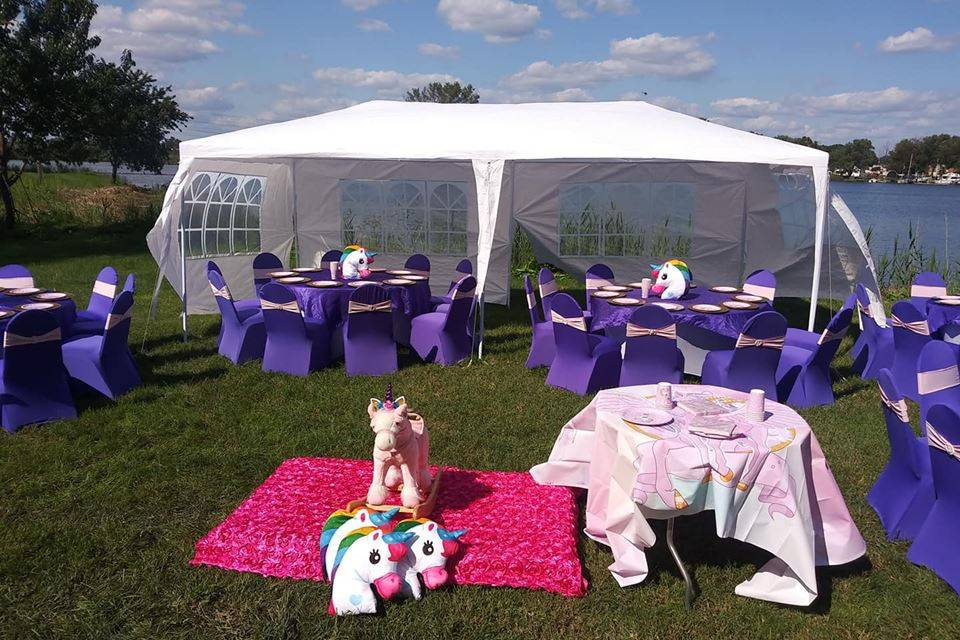 Rising Star Occasions and Designs