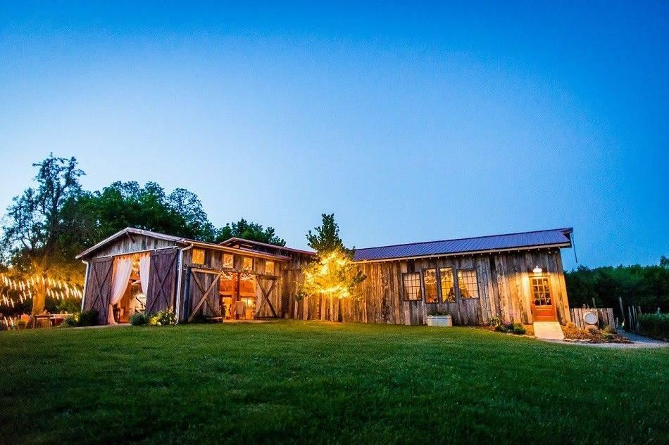 The Barn at High Point Farms