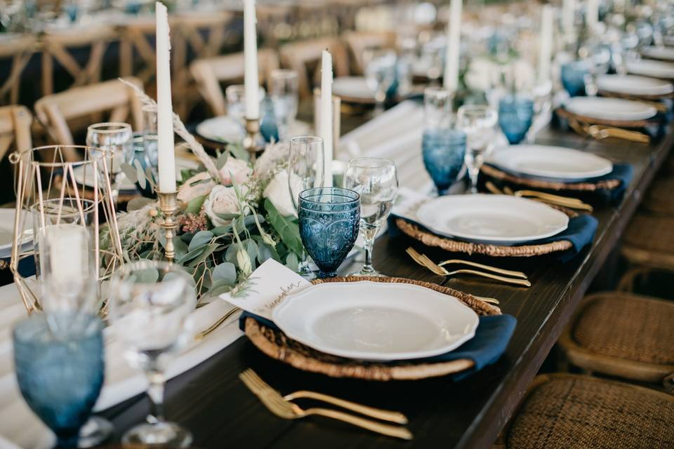 Getting Hitched Design & Rentals