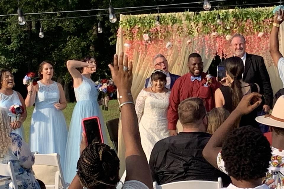 Jeannine & Justin Wedding