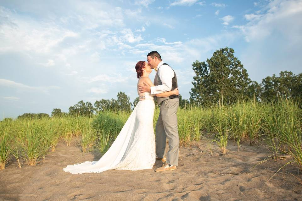 Aug. 2021  weddings