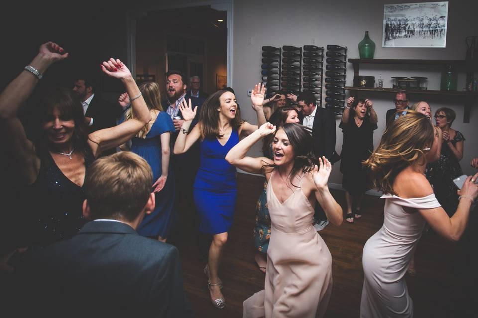 Los Angeles Wedding DJ