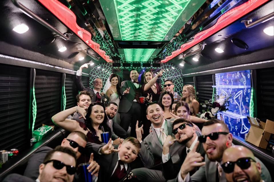 Liberty Limousine & Party Bus