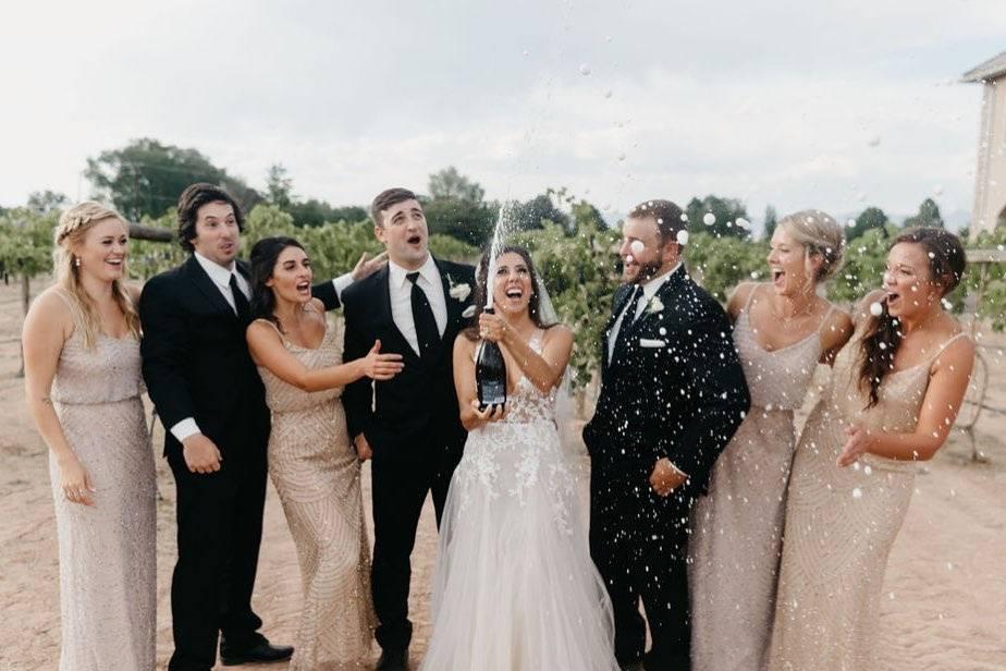 Chelsea Cholas Wedding Planning