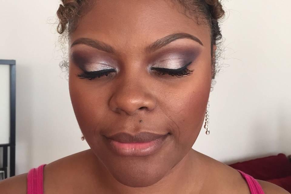 L.Washington Makeup Artistry